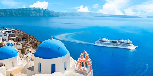 Cruzeiros Ilhas Gregas