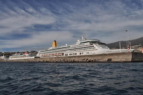 Cruzeiros desde o Funchal