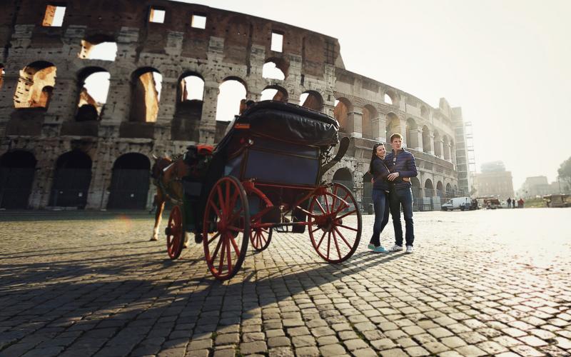 Civitavecchia a Roma
