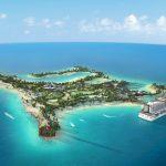 Ocean Cay a ilha privada da MSC Cruzeiros