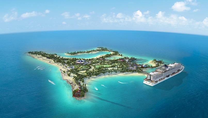 Ilha Ocean Cay