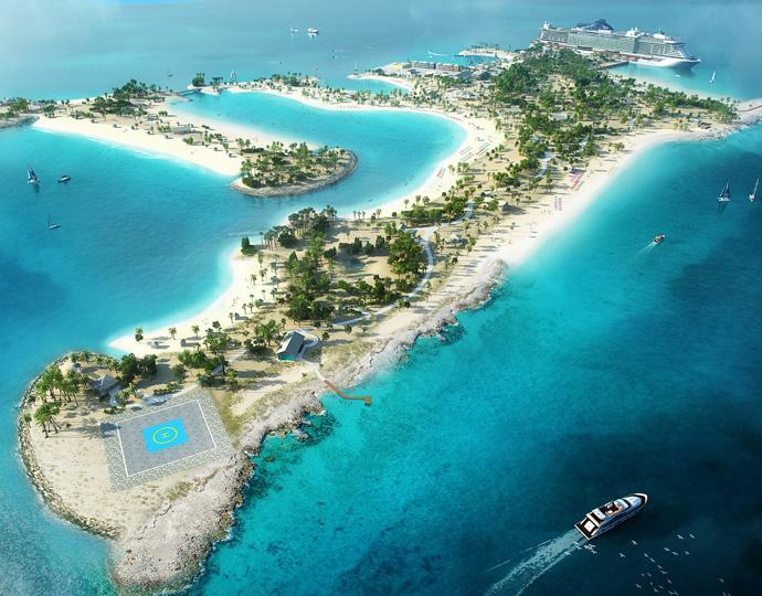 Reserva Ocean Cay - MSC